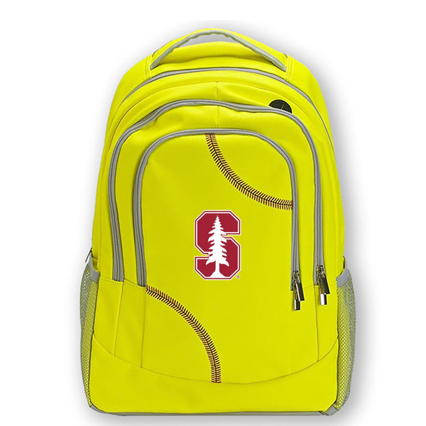 Stanford Cardinal Softball Backpack