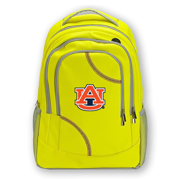 Auburn Tigers Softball Backpack