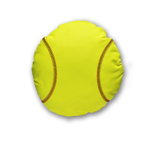 Softball Pillow