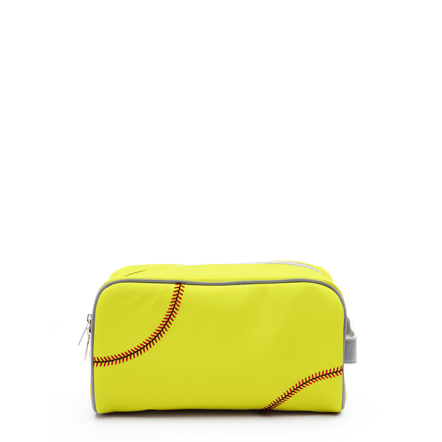 Softball Toiletry Bag