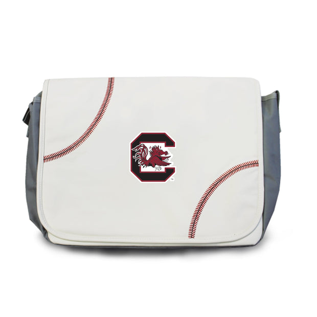South Carolina Gamecocks Baseball Messenger Bag