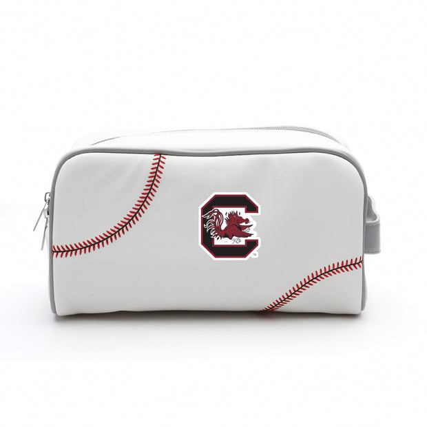 South Carolina Gamecocks Baseball Toiletry Bag