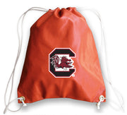 South Carolina Gamecocks Basketball Drawstring Bag