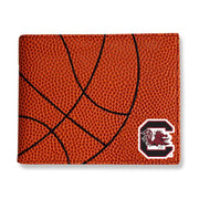 South Carolina Gamecocks Basketball Men's Wallet