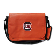 South Carolina Gamecocks Basketball Messenger Bag