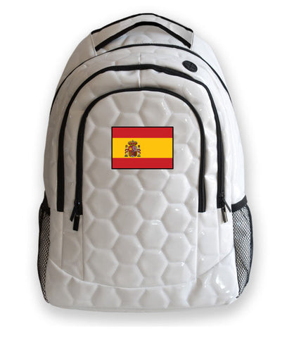 Spain National Pride Soccer Backpack