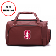 Stanford Cardinal Football Duffel Bag