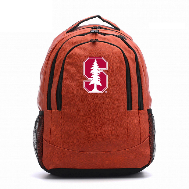 Stanford Cardinal Basketball Backpack