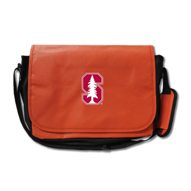 Stanford Cardinal Basketball Messenger Bag