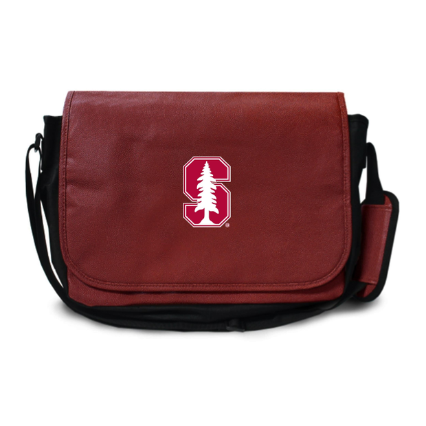 Stanford Cardinal Football Messenger Bag