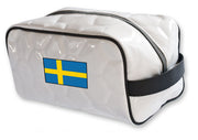 Sweden Soccer Toiletry Bag