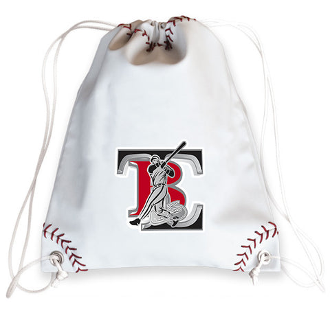 The Baseball Legends Drawstring Bag