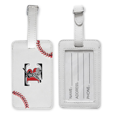 The Baseball Legends Luggage Tag