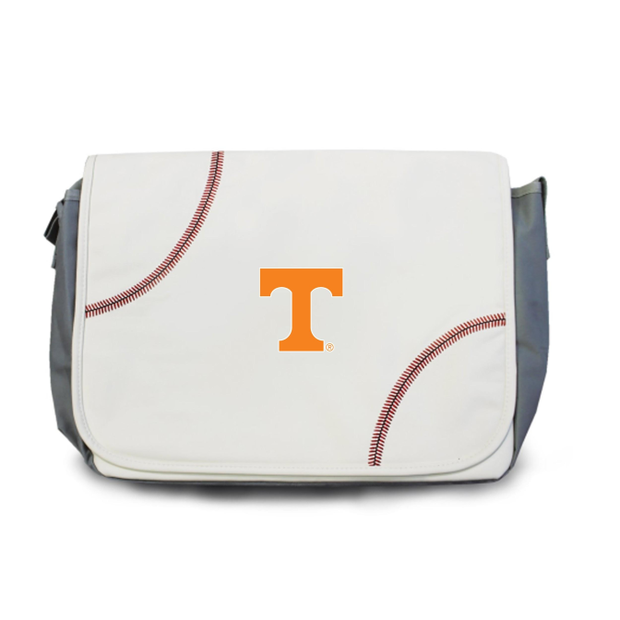 Tennessee Volunteers Baseball Messenger Bag