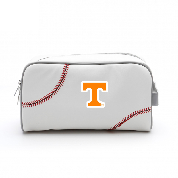 Tennessee Volunteers Baseball Toiletry Bag