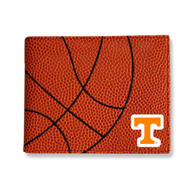 Tennessee Volunteers Basketball Men's Wallet