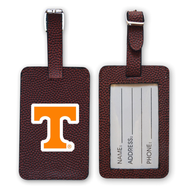 Tennessee Volunteers Football Luggage Tag
