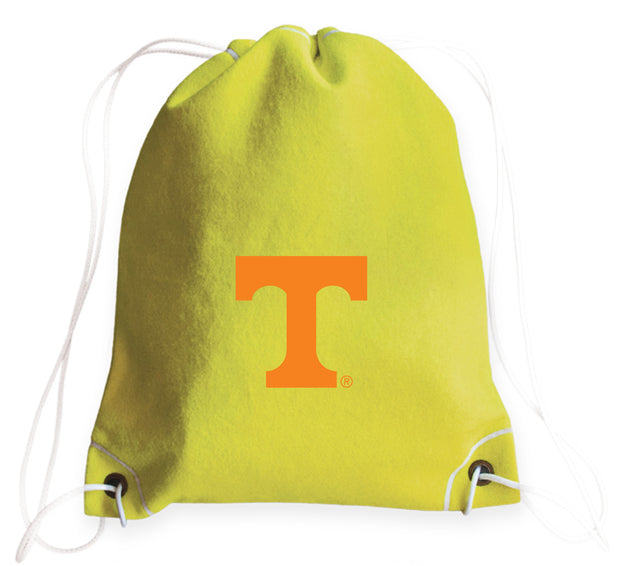 Tennessee Volunteers Tennis Drawstring Bag