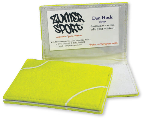 Tennis Business Card Holder