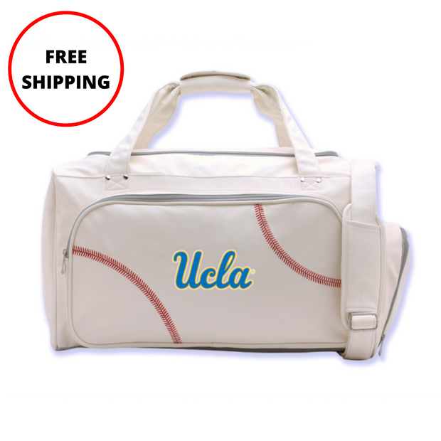 UCLA Bruins Baseball Duffel Bag