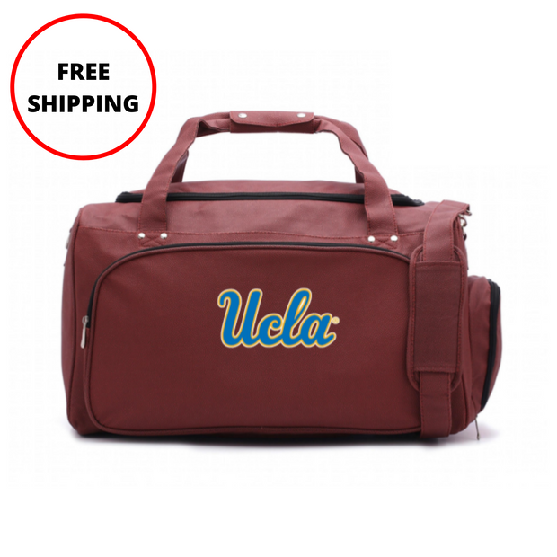 UCLA Bruins Football Duffel Bag