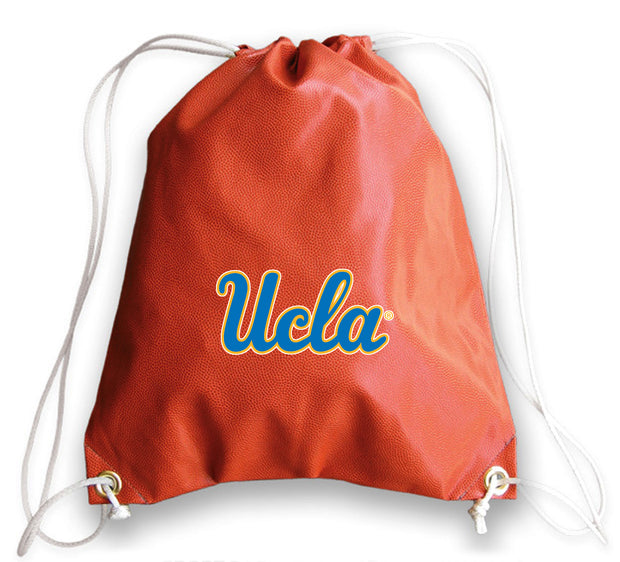 UCLA Bruins Basketball Drawstring Bag