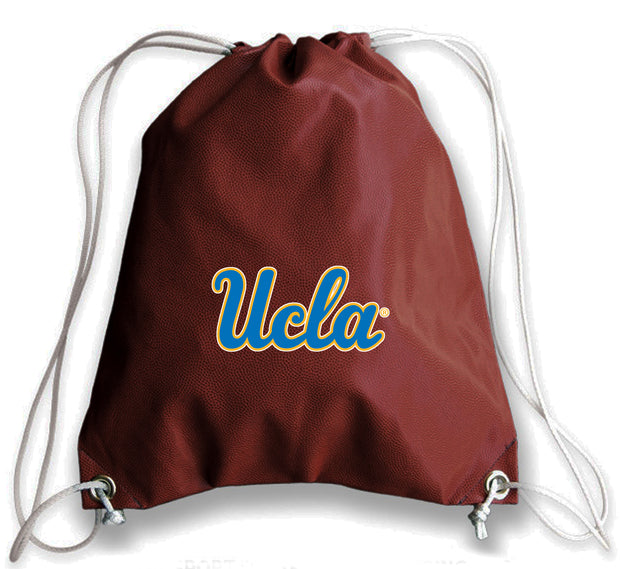 UCLA Bruins Football Drawstring Bag