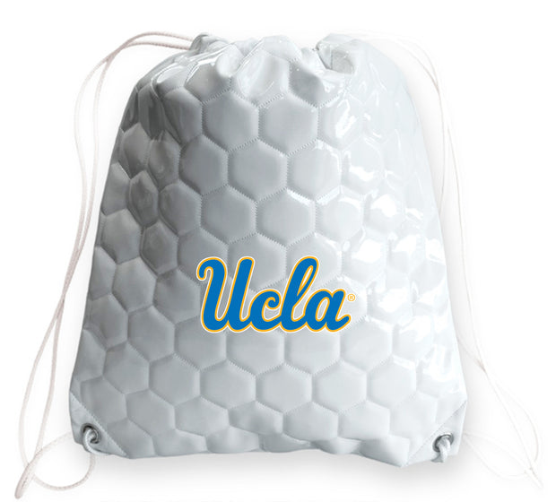 UCLA Bruins Soccer Drawstring Bag
