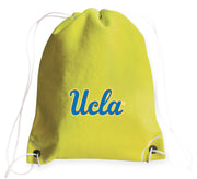 UCLA Bruins Tennis Drawstring Bag