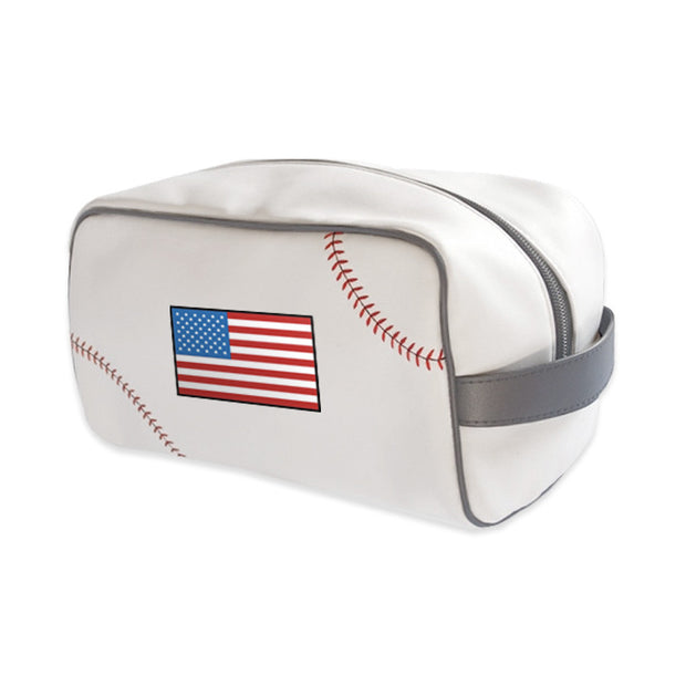 USA Baseball Toiletry Bag