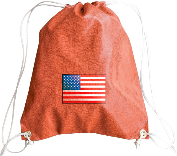 USA Basketball Drawstring Bag