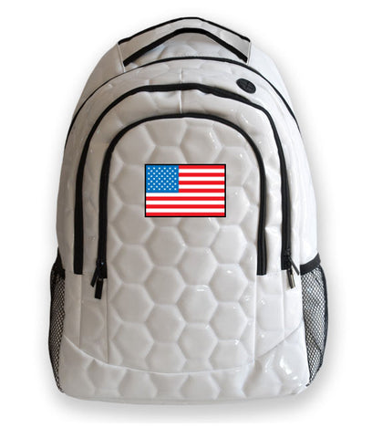 USA National Pride Soccer Backpack