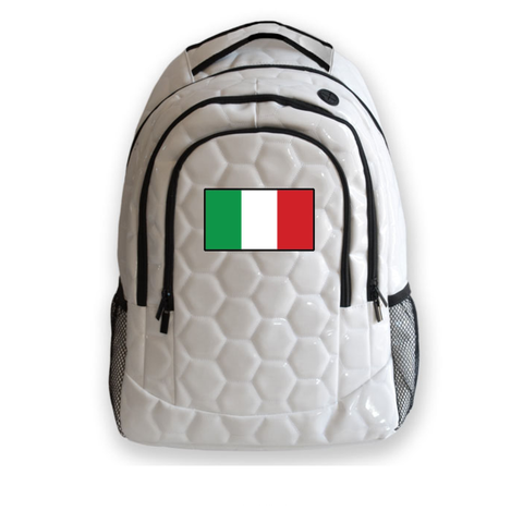 Italy national team soccer backpack