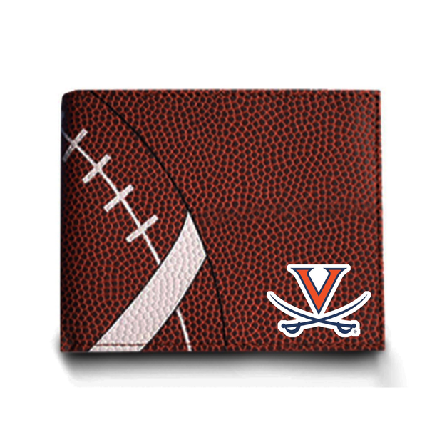 Virginia Cavaliers Football Men's Wallet