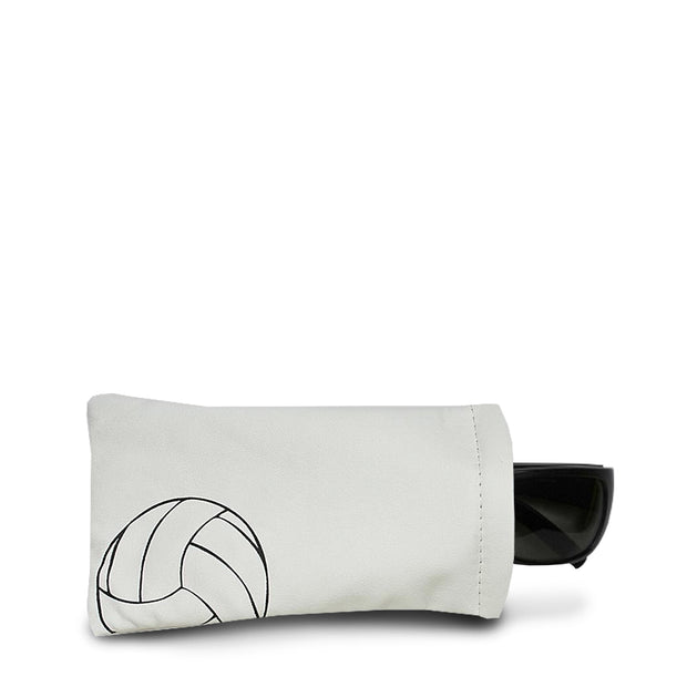 Volleyball Sunglass Pouch