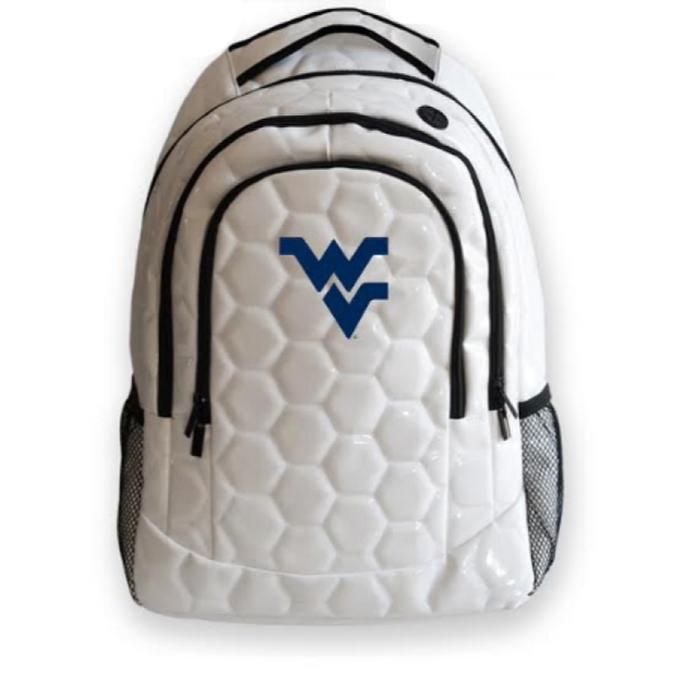 WVU Mountaineers Soccer Backpack