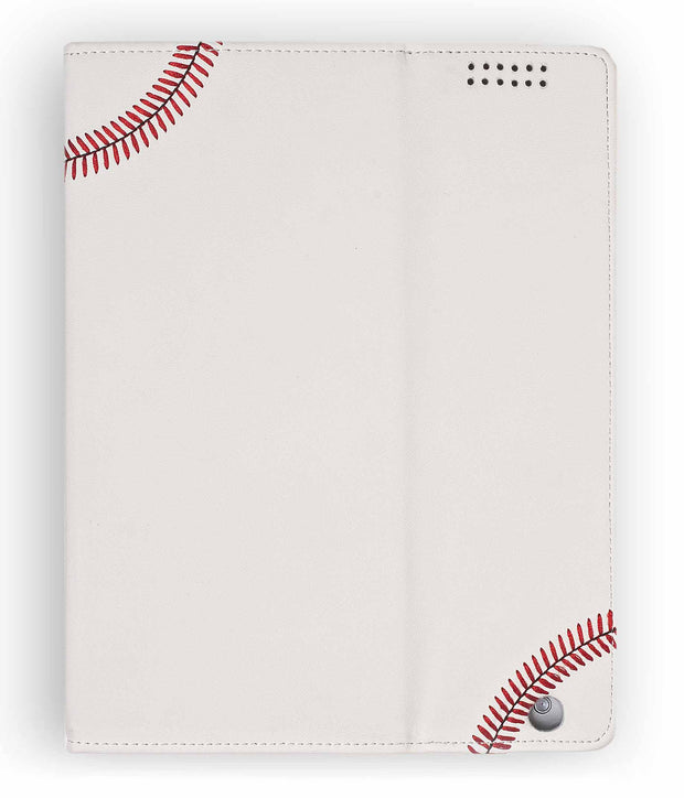 ipad case that looks like a baseball