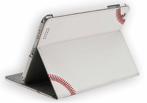 baseball ipad case and stand