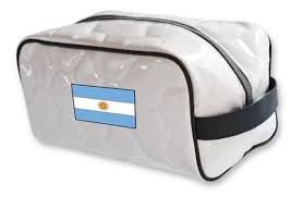 Argentina Soccer National Team Toiletry Bag