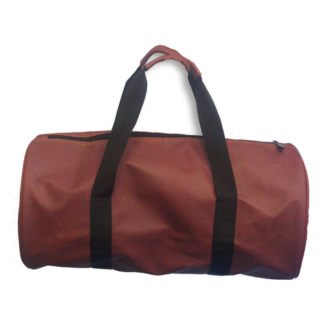 Special Edition Football Barrel Duffel Bag