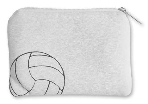 Volleyball Coin Purse