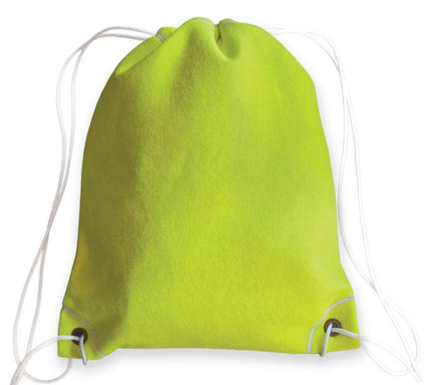 Tennis Drawstring Bag