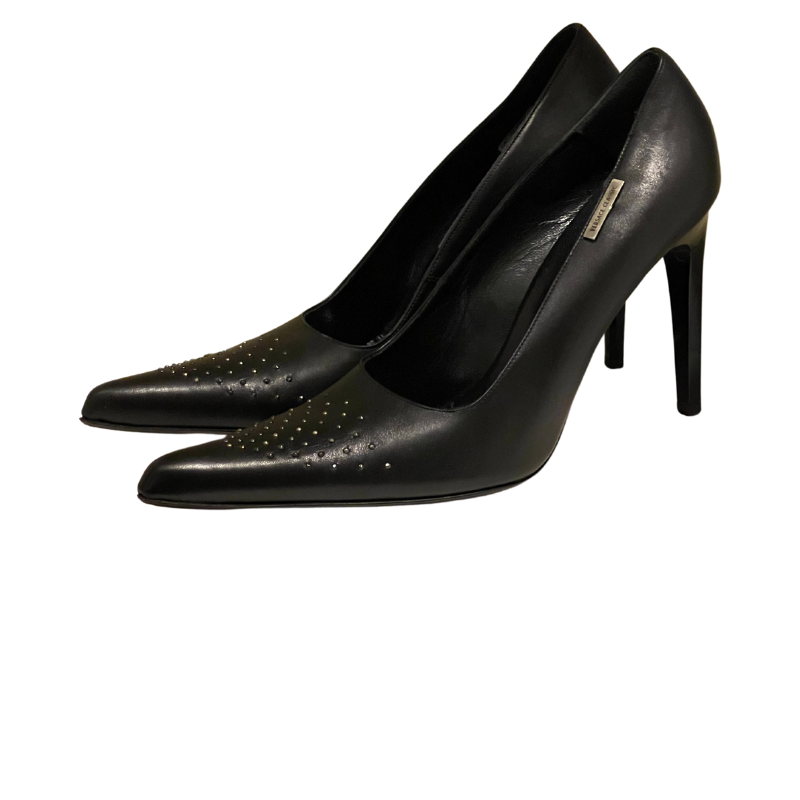 Versace Classic Pointed Pumps