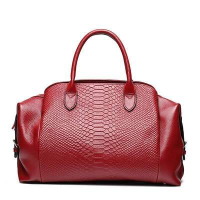 Large Leather Handbag