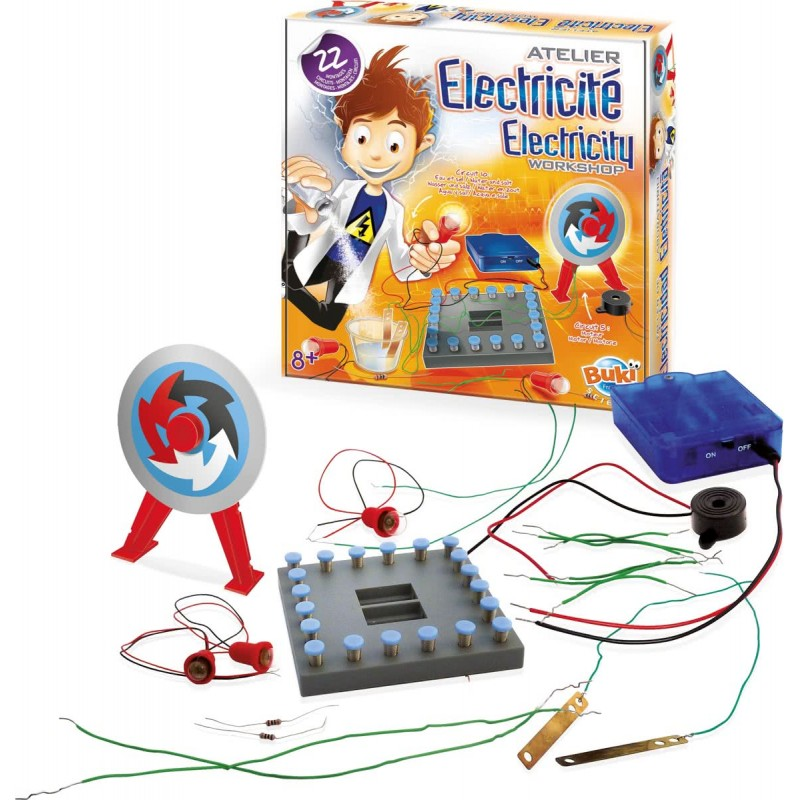 Buki Elektriciteit workshop