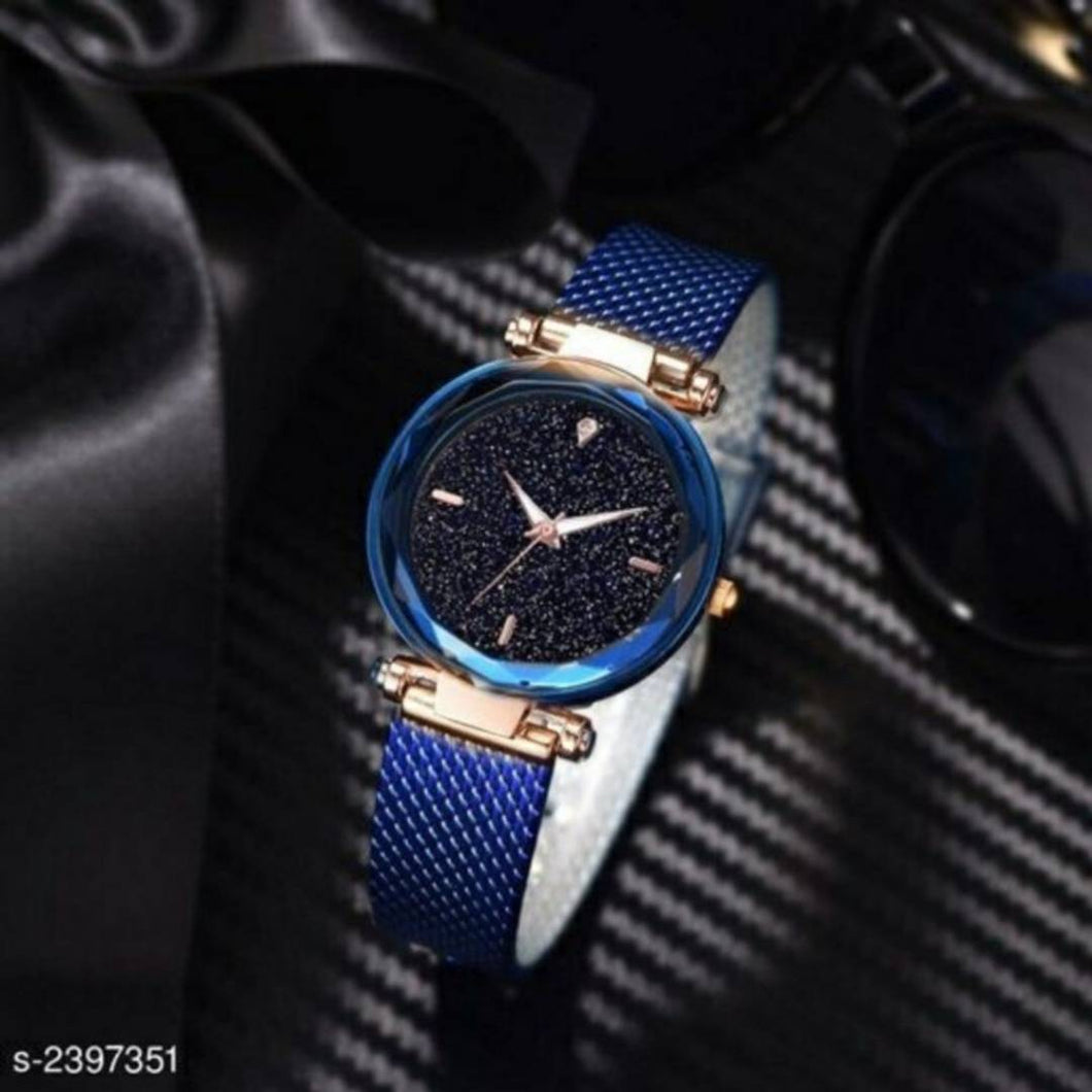New Silicon Strap Watch For Women
