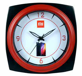 Promotional Wall Clock, 10 Inch