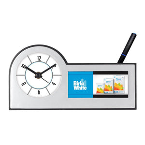 Promotional Table Clock , with Custom logo