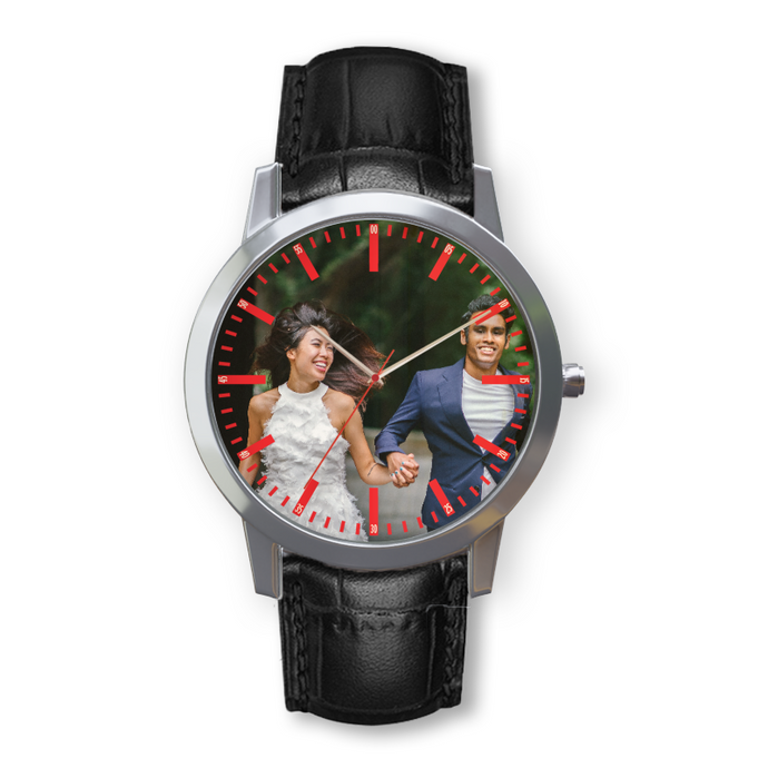 Custom Wrist watch with Photo