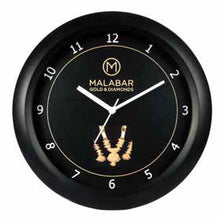 Load image into Gallery viewer, Logo Wall Clock 11 inch Round